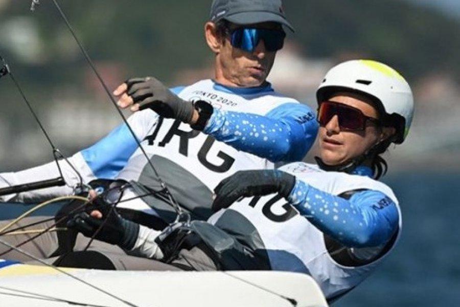 Lange y Carranza se despidieron de los Juegos con una victoria
