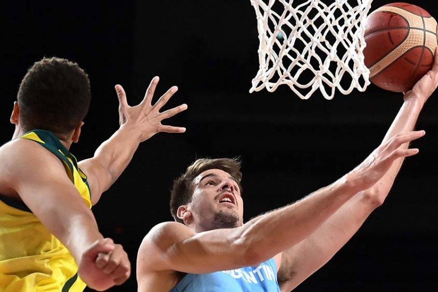Básquet: Argentina perdió claramente ante Australia y quedó eliminada en los JJOO