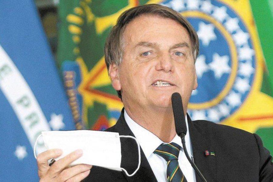 El Tribunal Electoral se hartó de los ataques de Bolsonaro y abrió una investigación en su contra