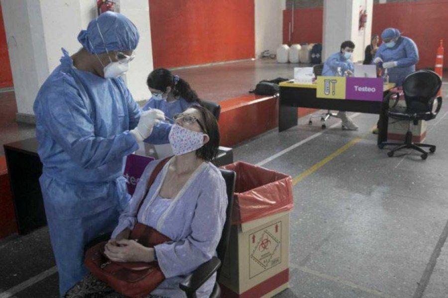 540 nuevos contagios y 3 muertes por coronavirus en Argentina