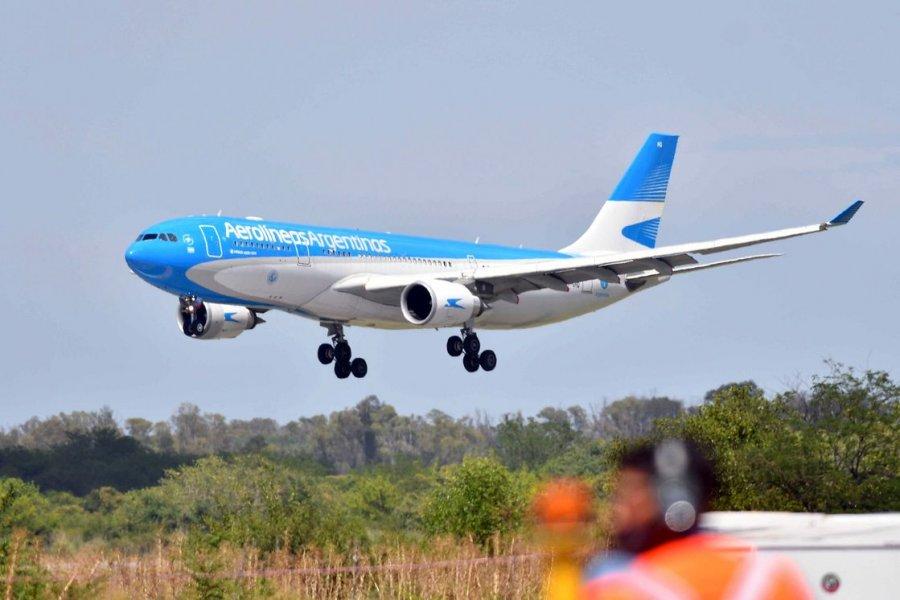 Por la producción local, la Argentina se ahorrará al menos US$3 millones en vuelos