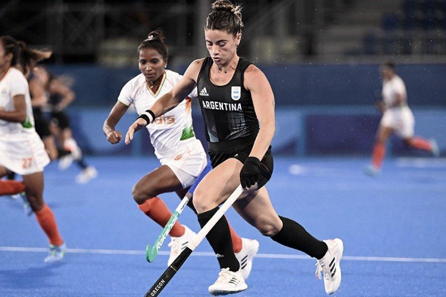 Las Leonas superaron a India y jugarán el partido por la medalla dorada de hockey