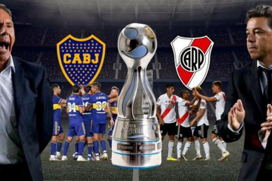 Con el Superclásico se definirá el pase a los cuartos de final de la Copa Argentina