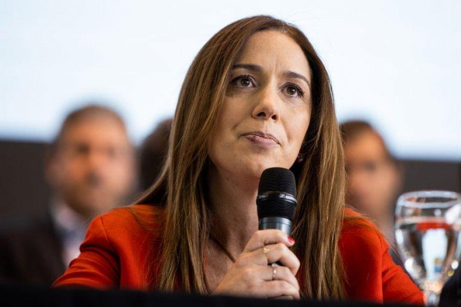 Vidal, sobre dichos de Iglesias: Como mujer, no puedo acompañar esa manera de expresarse