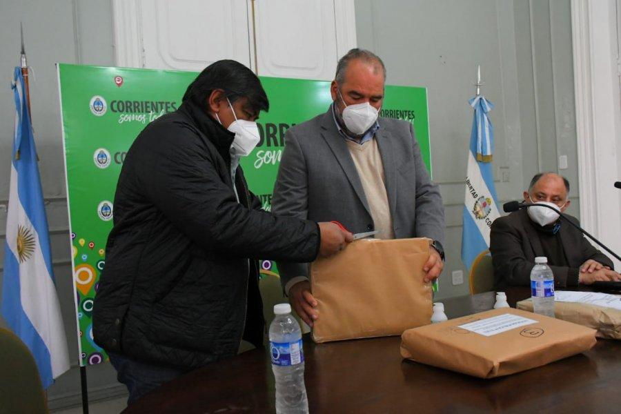 Licitaron la obra de ampliación del sistema de red de agua potable para Concepción