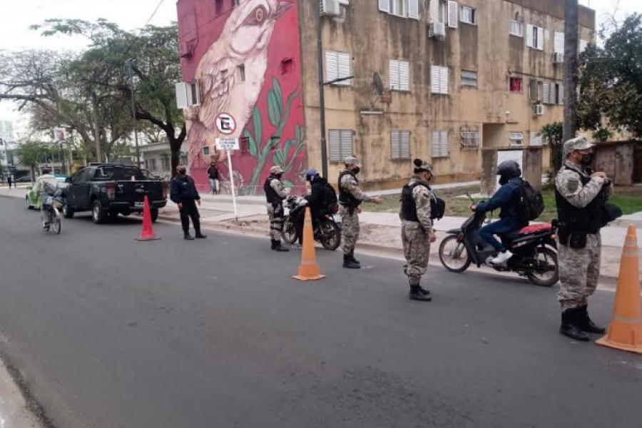 Continúan los operativos de prevención y contralor en la Ciudad