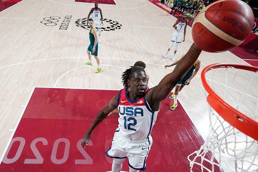Básquetbol: Estados Unidos venció a Australia por 97 a 78 y jugará por el oro olímpico