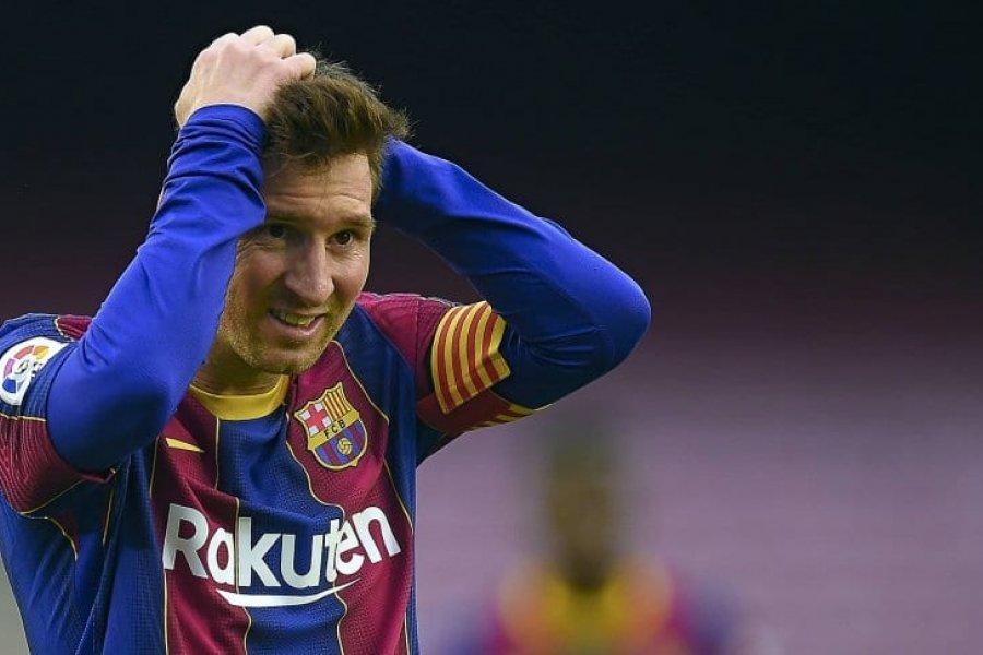 Barcelona confirmó que Messi no sigue en el club