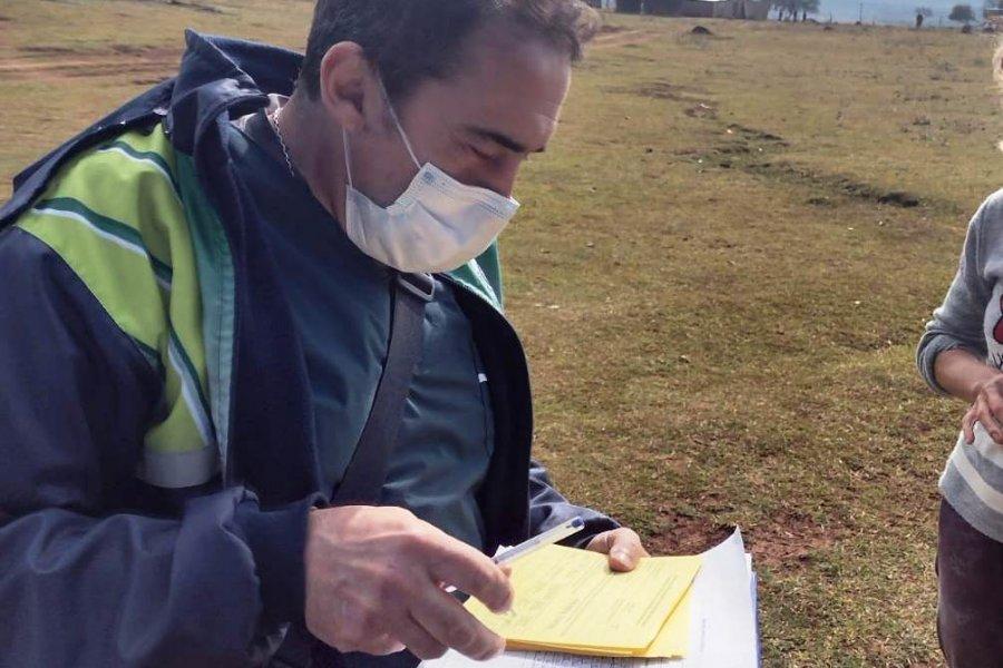 Amplio operativo de vacunación contra la Fiebre Amarilla