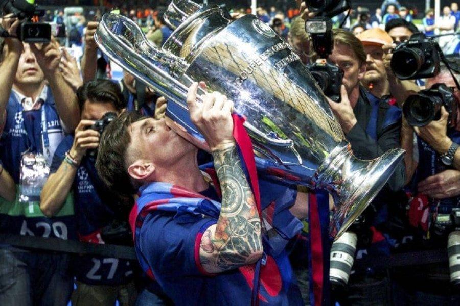 Lionel Messi se va de Barcelona: el video con el que el club lo despidió