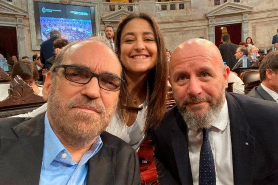 El pedido de suspensión de Fernando Iglesias y Waldo Wolff ya llegó a Diputados