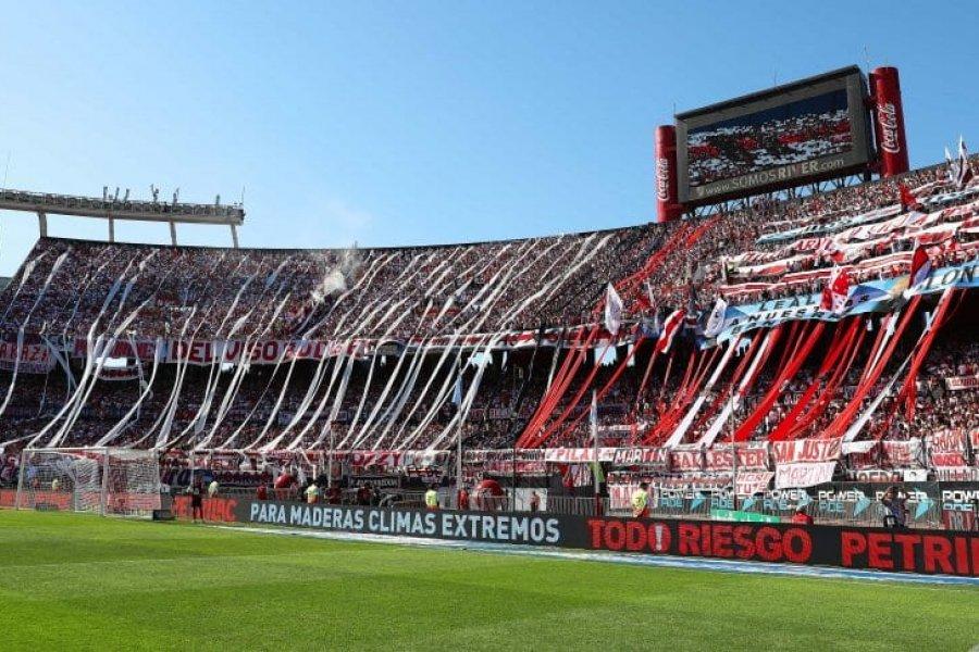 River se ilusionó con poder jugar con hinchas frente a Atlético Mineiro, pero fue descartado