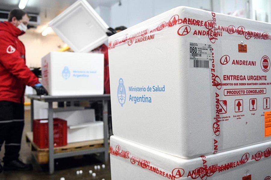 Durante agosto se aplicarán 7 millones de segundas dosis de vacunas