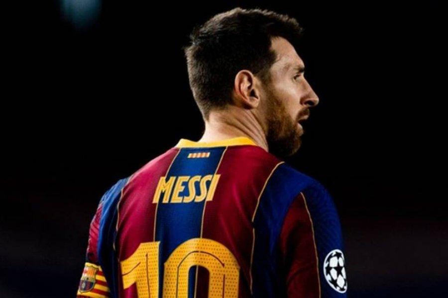 Lionel Messi llamó a una conferencia de prensa tras su salida del Barcelona