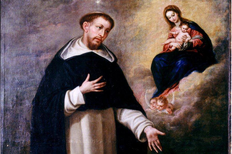 La Iglesia Católica celebra hoy a Santo Domingo de Guzmán