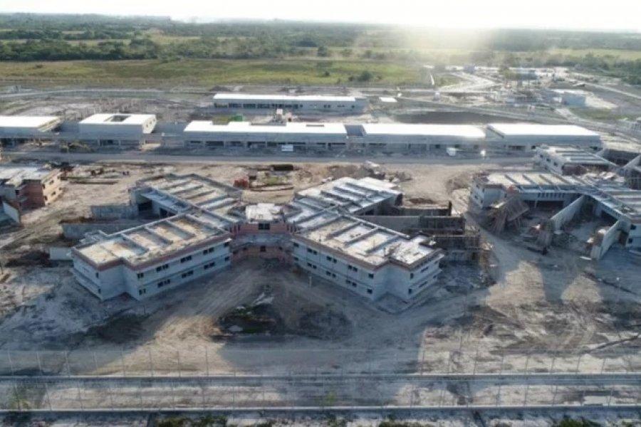 Este lunes se inaugura de la Unidad Penal N° 1 de San Cayetano
