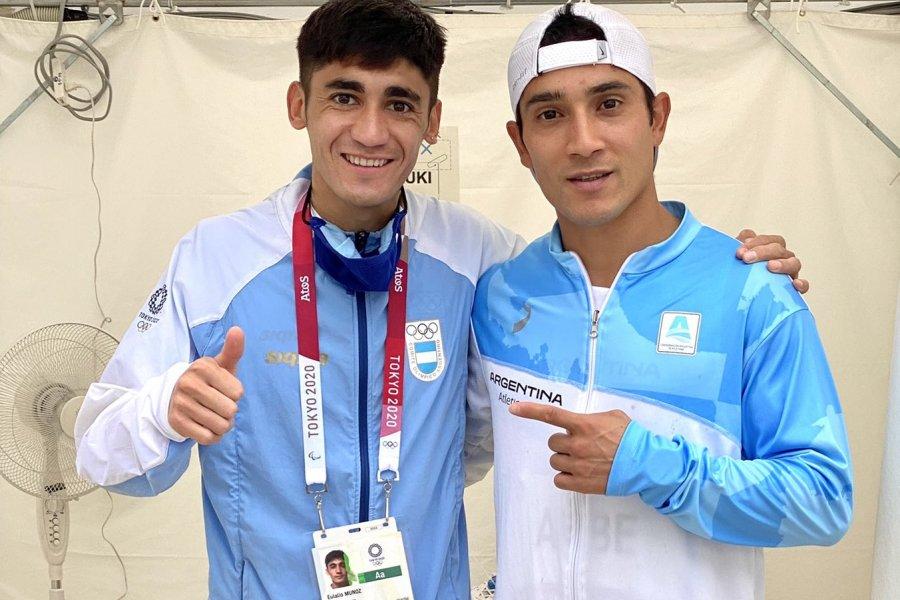 Los argentinos Muñoz y Arbe terminaron el Maratón masculino en Tokio