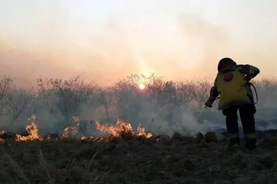 Piden donaciones para los Bomberos Voluntarios de Corrientes