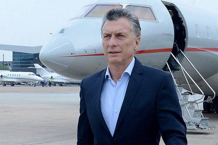 El regreso de Mauricio Macri y un salvavidas de plomo para Juntos por el Cambio