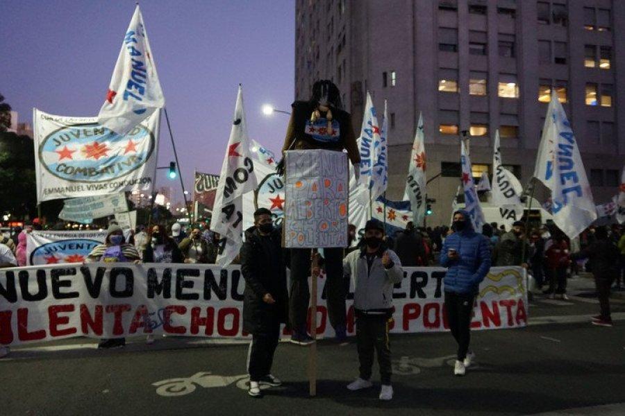 """El primer mensaje de Zabaleta como ministro a los piqueteros: """"No va a hacer falta cortar calles"""""""