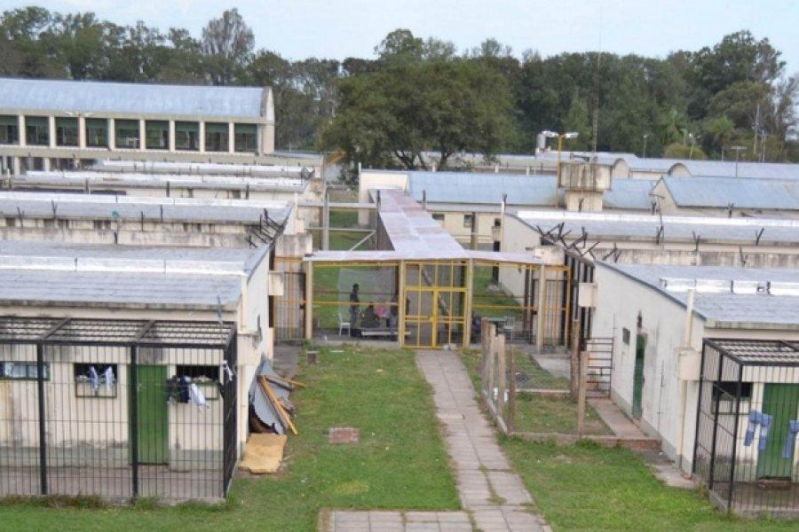 Presos dieron positivo de Covid en la cárcel de San Cayetano