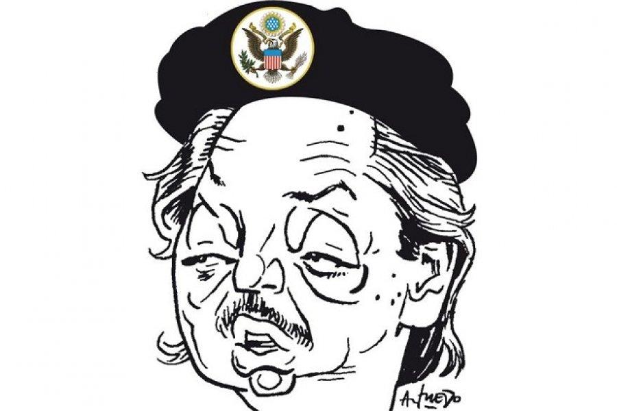 Un revolucionario en la Casa Blanca