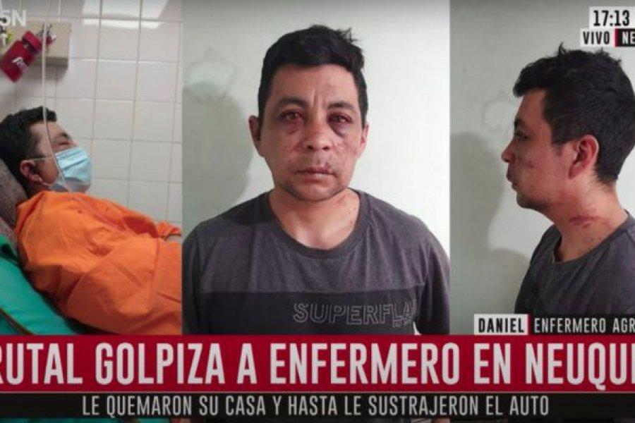 Un enfermero tuvo coronavirus, lo lincharon, le incendiaron la casa y un año después murió de tristeza