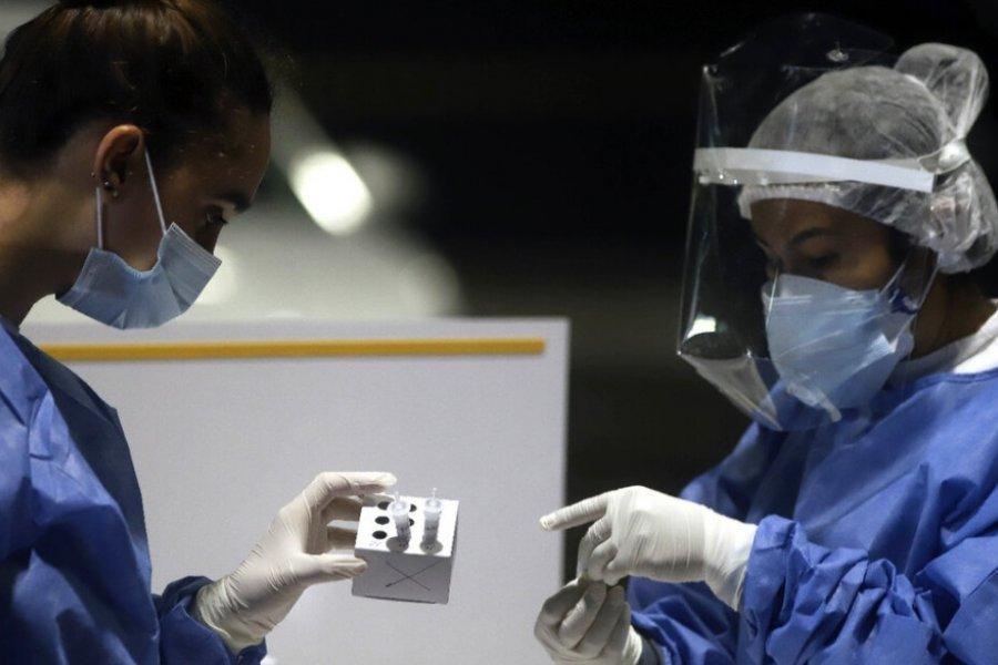 90 fallecimientos y 2.162 casos nuevos de coronavirus en Argentina