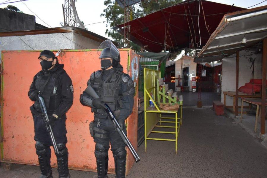 Doble homicidio en el Gaucho Gil: Dictaron prisión preventiva para los ocho detenidos
