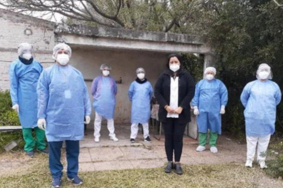 San Luis del Palmar: El brote inicial está controlado, pero ascienden los casos