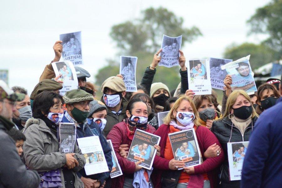 No descartan más detenciones por los homicidios en la Cruz Gil