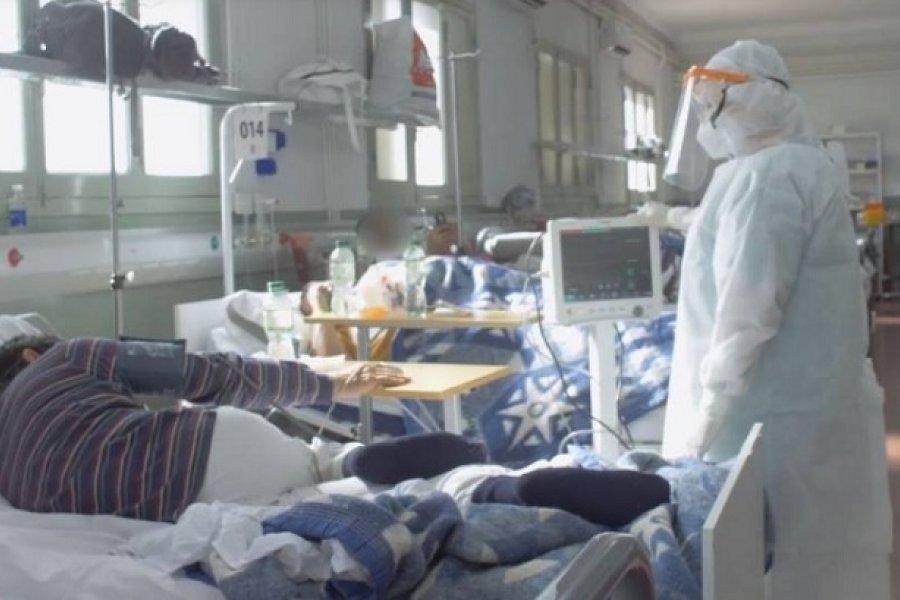 Corrientes: Dos muertos y 55 pacientes en terapia intensiva en el Hospital de Campaña