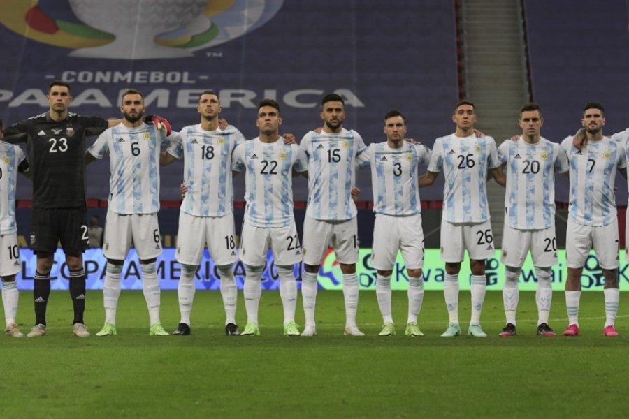 Argentina ascendió al sexto lugar del escalafón mundial de la FIFA