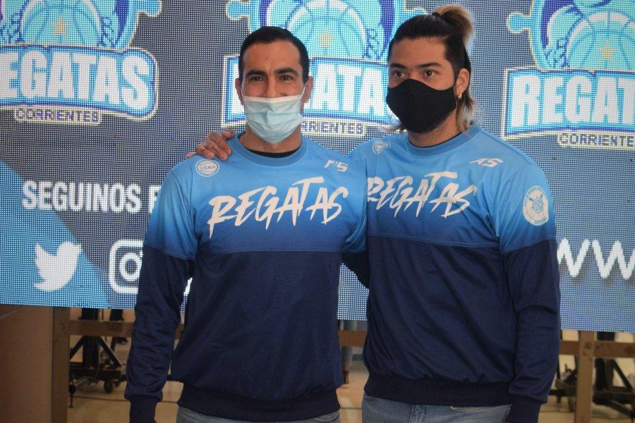 Regatas presentó su temporada 18 en la élite del básquet