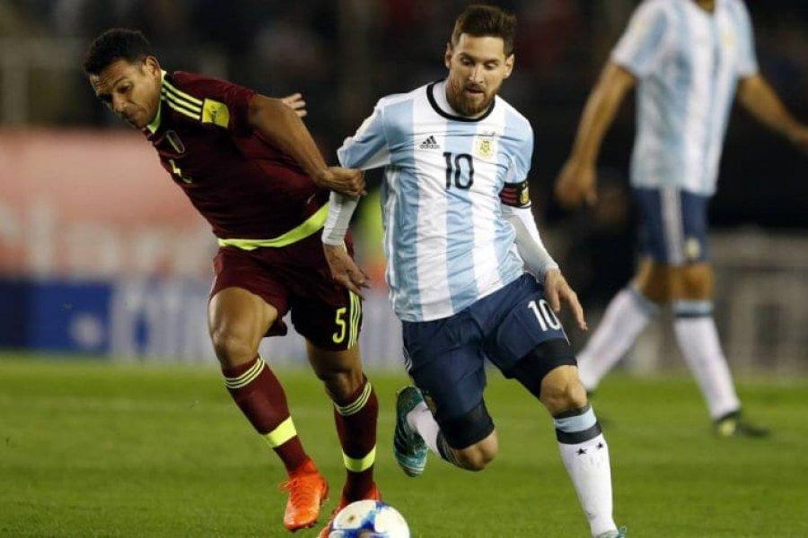 La Selección Argentina jugará con Bolivia en el estadio Monumental