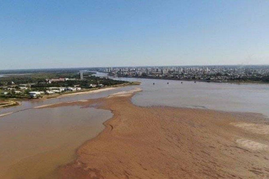 Advierten que la bajante del río Paraná podría extenderse hasta diciembre