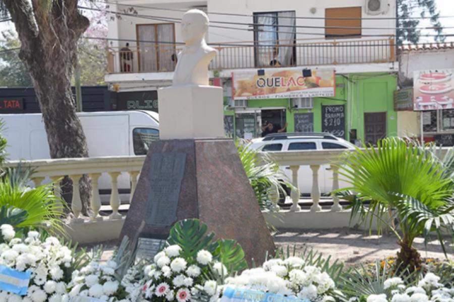 Homenaje a Piragine Niveyro, a 57 años de su fallecimiento