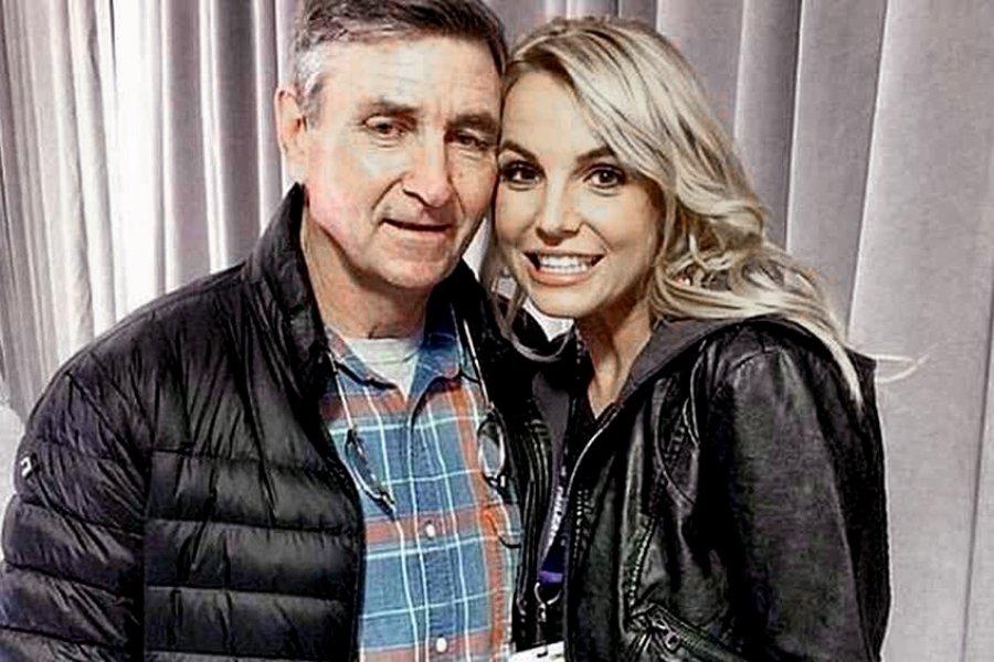 El padre de Britney Spears aceptó renunciar como tutor legal de su patrimonio