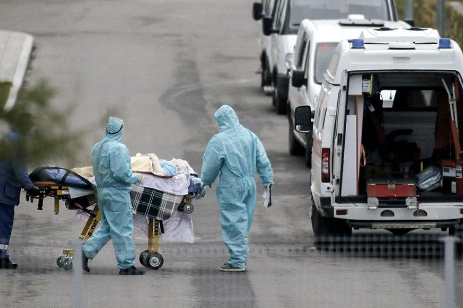 Rusia registró un récord diario de muertos por coronavirus por tercer día consecutivo