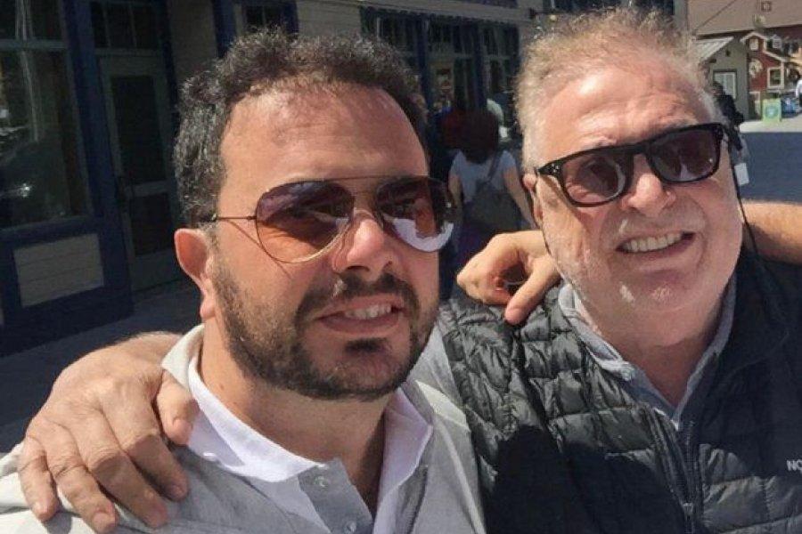 Dolor de Ginés González García por la muerte de su sobrino