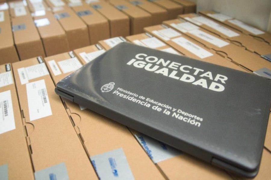 El Gobierno nacional enviará a Corrientes 23.200 netbooks
