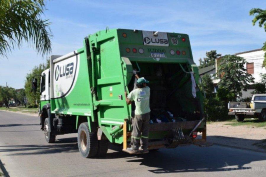 Recolección de residuos: Servicio normal durante feriados