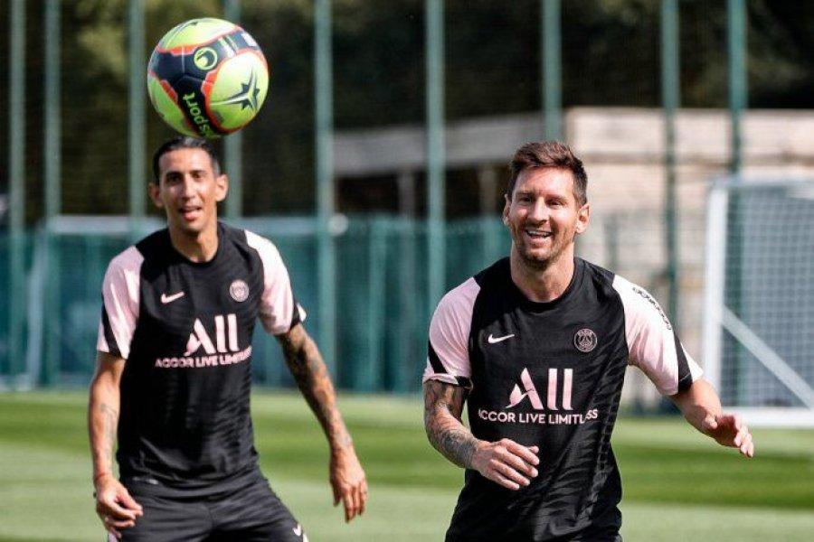 Cuándo podría debutar Lionel Messi en el PSG