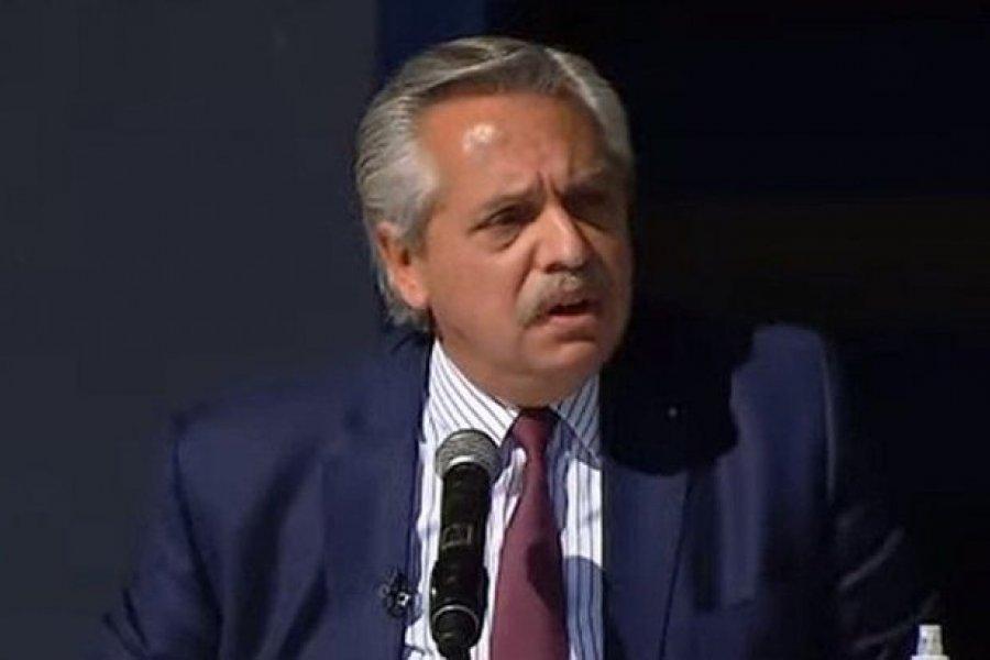 """Alberto Fernández y la reunión en Olivos: """"El único responsable soy yo, me hago cargo"""""""