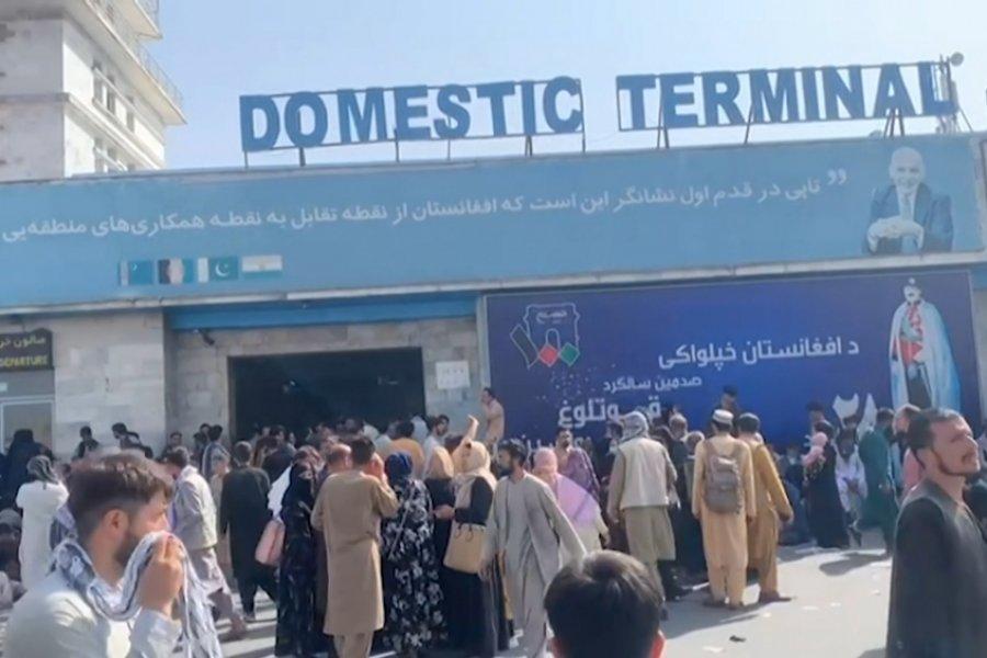 Cuatro argentinos están en Afganistán a la espera de poder abandonar el país