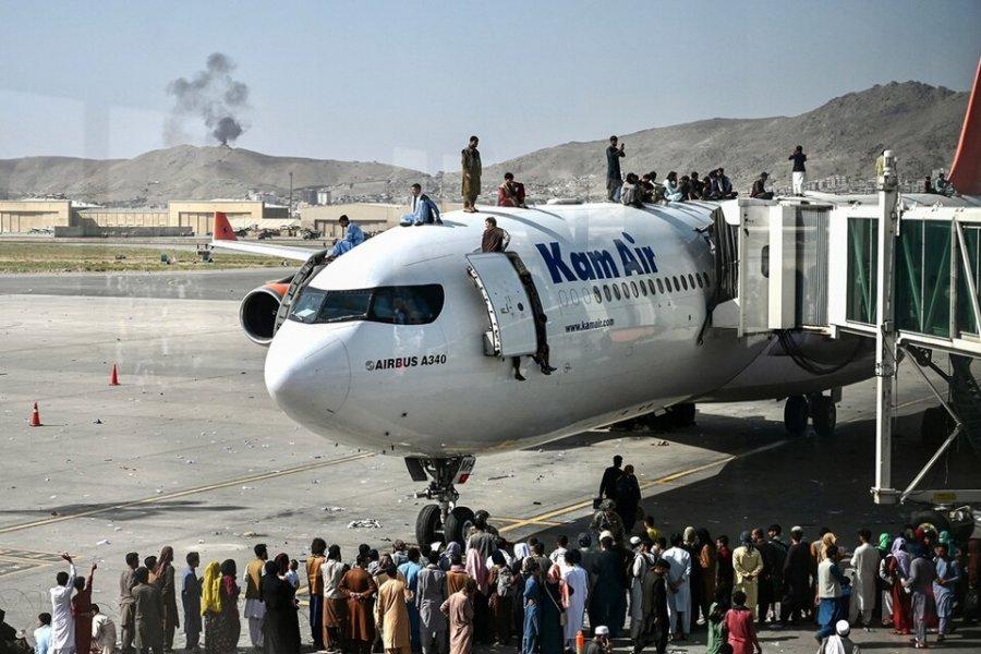 Kabul, game over