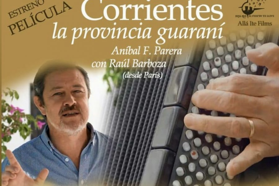 """Presentación del documental """"Corrientes la provincia guaraní"""""""