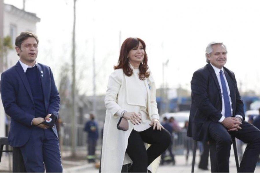 Fernández criticó a los candidatos de la oposición que se desligan del gobierno de Macri