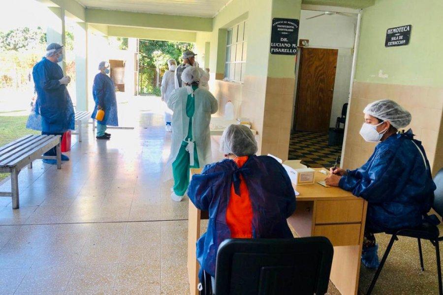Covid en Corrientes: Aumentaron testeos y aparecieron más contagios