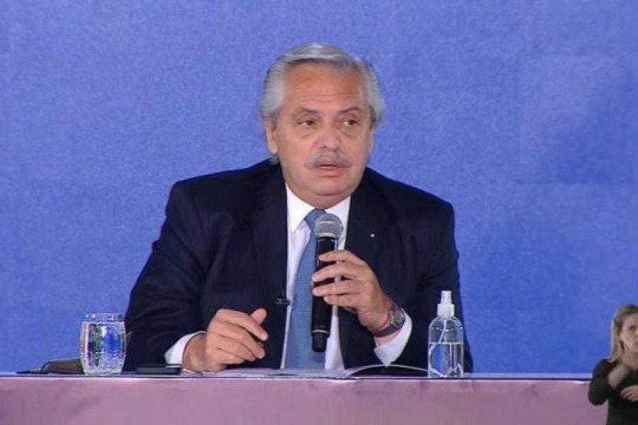 El Presidente anunció a sus nuevos ministros: Manzur jefe de Gabinete y Aníbal Fernández, en Seguridad